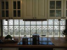 kitchen renovation after white Ikea wood benchtop window