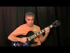 Road Song, OGD, Wes Montgomery, - solo fingerstyle guitar arrangement, Jake Reichbart - YouTube