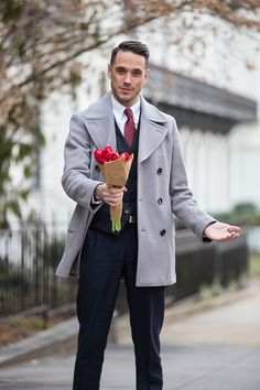 What to Wear on a Valentine's Day Date - Men's Outfit Ideas - He Spoke Style