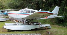 Piper PA-28S-180 Cherokee (N7866W) Powerd by: 1 x Lycoming O-360-A3A or O-360-A4A 4-Cylinder, Direct Drive, Horizontally Opposed, Air Cooled, Piston Aircraft Engine, Rated at: 180 hp (Picture Copy Right by Kreg Anderson)