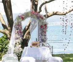 wedding by the lake_ Nina e i Fiori