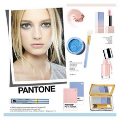 """""""Pantone Beauty: Rose Quartz and Serenity"""" by helenevlacho ❤ liked on Polyvore featuring beauty, Estée Lauder, Lime Crime, MAC Cosmetics, Sephora Collection, NARS Cosmetics, serenity, rosequartz, contestentry and beautyset"""
