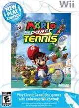 Mario Power Tennis w/ New Play Control!