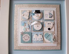 Stampin' Up! Collage  by Penny Thomas at penguinstamper: Winter Stampin' Sampler