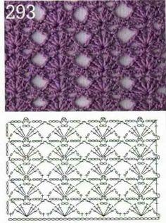 Výsledok vyhľadávania obrázkov pre dopyt crochet puntos calados paso paso