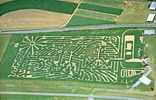 Amazing Maize Maze at Cherry Crest Adventure Farm in Ronks, PA