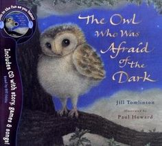 The Owl Who Was Afraid of the Dark (Book & CD)