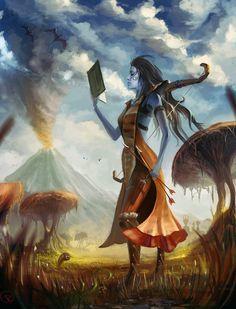 Dunmer archer by Runolite on DeviantArt