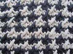Knitting Stitches, Knit Crochet, Crochet Patterns, Crocheting, Knitting Ideas, Tips, Free Knitting, Tejidos, Weaving