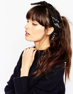 ASOS+Star+And+Paisley+Bandana+Neckerchief