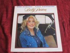 DOLLY PARTON NEW HARVEST..FIRST GATHERING LP EX/EX vinyl album   | eBay