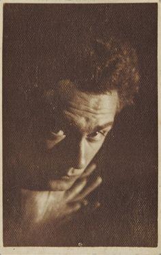 Egon Schiele by Anton Josef d'Antios Trcka