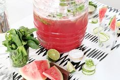 Mezcal Spiked Waterm