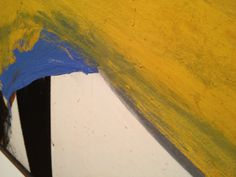 Impressions: Lisbeth's Painting by Willem de Kooning (1958 ...