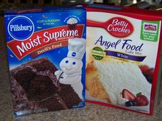 Make mix with angel food cake mix plus any other flavor mix of your choice. Use to make one cake servings in a mug. More from my site 3 Ingredient Angel Food Cake Mix Cookies Weight Watchers Weight Watcher Mug Cake, Dessert Weight Watchers, Plats Weight Watchers, Weight Watchers Meals, Weigh Watchers, Mug Recipes, Cake Mix Recipes, Cake Mixes, Recipies