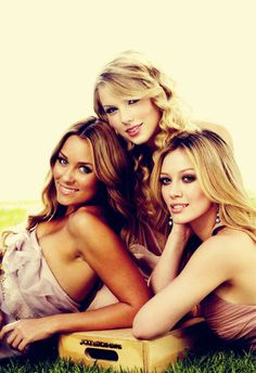 colbie,taylor,and hillary