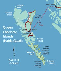 About Village | Village of Queen Charlotte Haida Gwaii, Heritage Site, Travel Usa, Charlotte, Ocean, Park, World, Islands, Google Search