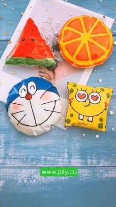Diy Crafts Hacks, Diy Crafts For Gifts, Diy Arts And Crafts, Easy Crafts, Paper Crafts Origami, Paper Crafts For Kids, Origami Art, Diy Fidget Toys, Origami Tutorial