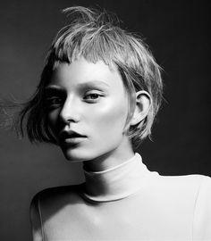 "Model: Kasia Nowicka | Photographer: Elizaveta Porodina - ""Kasia"" for Vorn Magazine / Kasia"