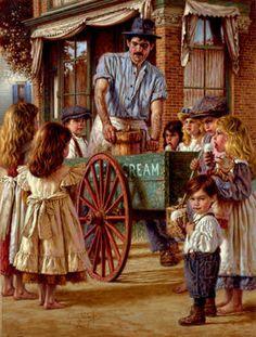 Jim Daly, GALLERY OF ART, The Storyteller