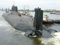 TOP-10. Десятка лучших в мире подводных лодок.