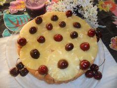 Carlota. Ver receta: http://www.mis-recetas.org/recetas/show/43612-carlota #tarta #torta #postre