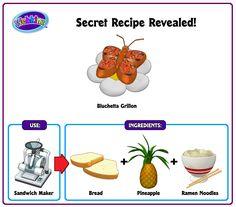 Recipe Revealed - Bluchetta Grillon