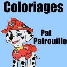 30 coloriages Pat Patrouille à imprimer gratuitement !
