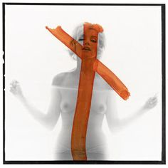 Bert Stern (American, born 1930); Marilyn Monroe - Crucifix II, from the Last Sitting;