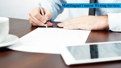 Phenomenal #ContentWriting Services at Exceptional Price. –  #TranslationServices