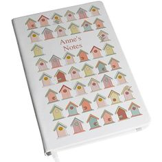 Personalised Birdhouse Hardback Notebook  from Personalised Gifts Shop - ONLY £12.95