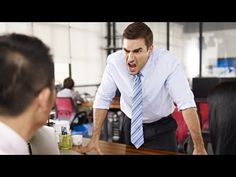 New boss wanting to look like a big shot reacts without thinking, regret...