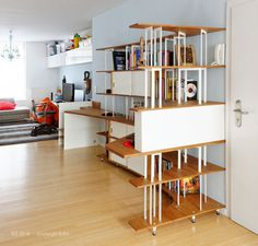 Home office space by Jo-a Bureau à domicile par Jo-a #design #office #bureau