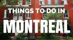 30 Things to do in Montreal | Top Attractions Travel Guide - http://quick.pw/-3w #travel #tour #resort #holiday #travelfoodfair #vacation