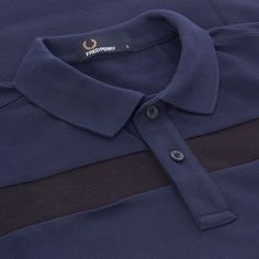 Image result for fred perry placket details polo shirt