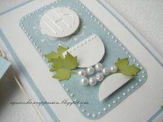 First Holy Communion card....by Agnieszka