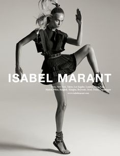 Isabel Marant for Spring