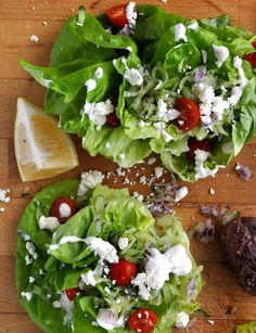 Beef Kofta with Rice & Greek Salad - Food Well Said Top Recipes, Easy Healthy Recipes, Easy Dinner Recipes, Appetizer Recipes, Appetizers, Tasty Dishes, Food Dishes, Vegan Menu, Catering Menu