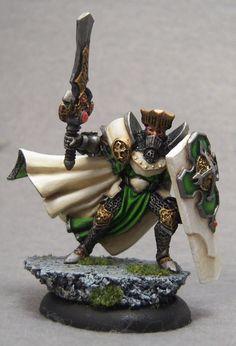 Protectorate of Menoth Paladin