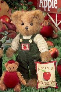 - Wen Winesap Teddy Bear Hug, Teddy Bear Cartoon, Cute Teddy Bears, Country Bears, Teddy Bear Pictures, Boyds Bears, Bear Art, Pooh Bear, Plush Animals