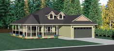 The Lillooet - Prefabricated Home Plans | Winton Homes