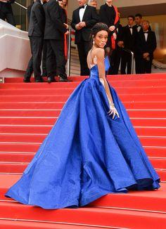 Winnie Harlow at Cannes Film Festival 2017