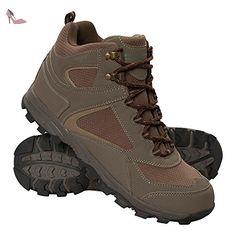 durables Confortables pour treks /& Voyages Chaussures Montantes Respirantes Mountain Warehouse Boots Femmes McLeod Chaussures de Marche l/ég/ères et rembourr/ées