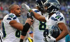 Doug Baldwin and Russell Wilson make history = There have been many great quarterback-receiver duos throughout NFL history, but none of them have accomplished what Doug Baldwin and Russell Wilson did yesterday.....