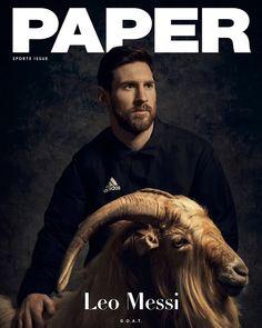 Lionel Messi for Paper Magazine - Sports Issue 2018 Messi Soccer, Messi 10, Messi Pics, Messi Photos, World Cup 2018, Fifa World Cup, Fc Barcelona, Cristiano Ronaldo, Lionel Messi Family