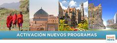 Ofertas de viajes en www.viajesviaverde.es: Viajes Finlandia, Tanzania, Irán y Sudáfrica