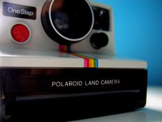 Polaroid Land Camera ♥