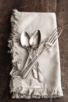 [147/365] new vintage silverware! | Flickr - Photo Sharing!