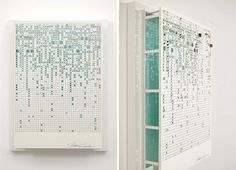 katsumi hayakawa: architectural paper sculptures