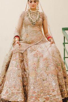 Indian Bridesmaid Dresses, Indian Bridal Outfits, Indian Bridal Lehenga, Indian Bridal Fashion, Indian Bridal Wear, Bridal Dresses, Indian Bride Dresses, Pakistani Lehenga, Bridal Dupatta